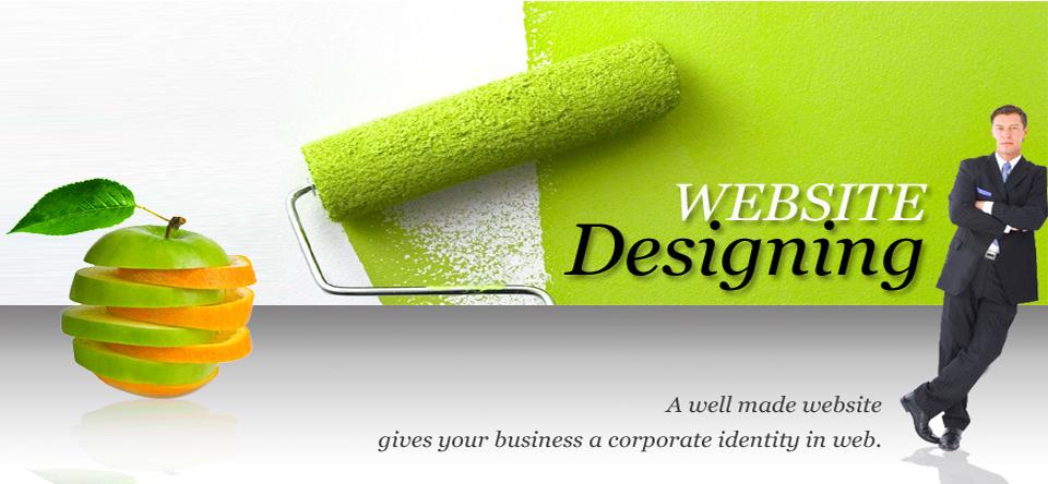 website designing service company in faridabad